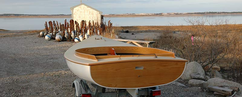 Welcome to Howard Boats: wooden & classic-style fiberglass boats