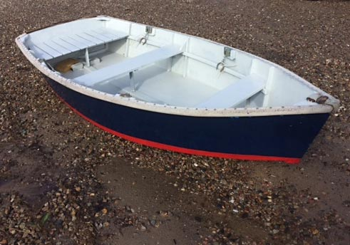 Classic 9' Howard Skiff for sale