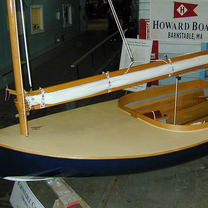 Barnstable Cat Boat